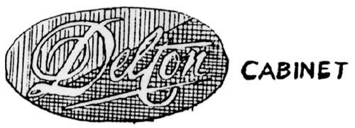 DELTON CABINET MFG. LTD.,