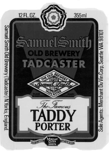 SAMUEL SMITH OLD BREWERY (TADC