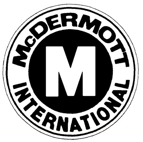 MCDERMOTT INTERNATIONAL INC.,