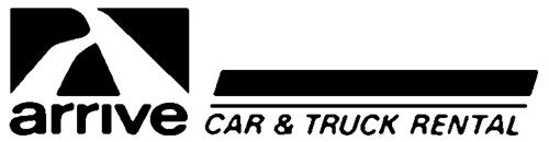 ARRIVE CAR & TRUCK RENTAL LTD.