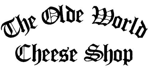 OLDE WORLD CHEESE SHOP, INC.,