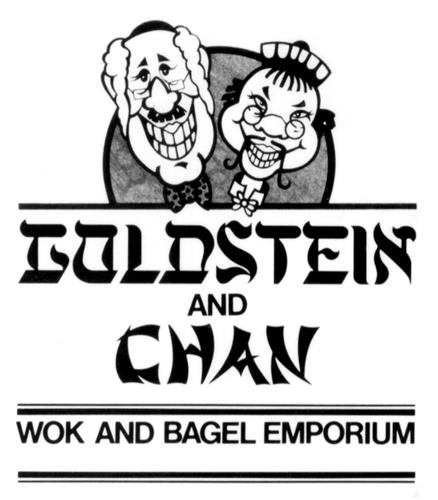 GOLDSTEIN AND CHAN WOK & BAGEL