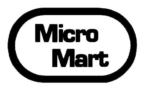 MICRO MART COMPUTERS LTD.,