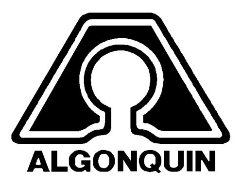 ALGONQUIN INDUSTRIES INTERNATI