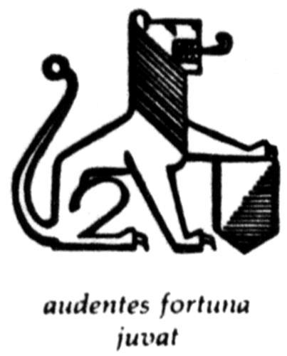 AUDENTES FORTUNA JUVAT & DESIGN