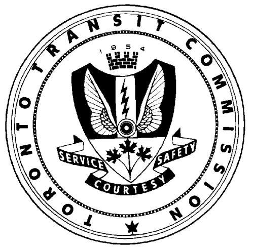 TORONTO TRANSIT COMMISSION,