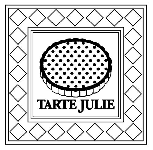 TARTE JULIE DIFFUSION,