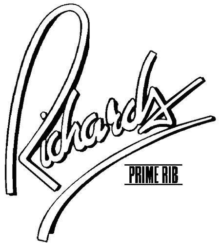 RICHARD'S PRIME RIB INC.,