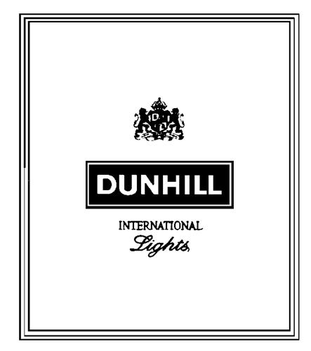 DUNHILL TOBACCO OF LONDON LIMI