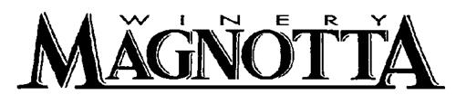 MAGNOTTA WINERY ESTATES LIMITE