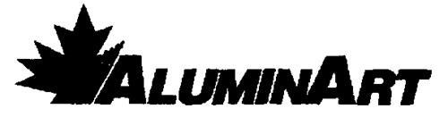 ALUMINART PRODUCTS LIMITED,