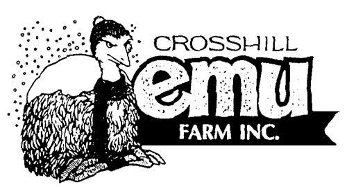 CROSSHILL EMU FARM INC.,