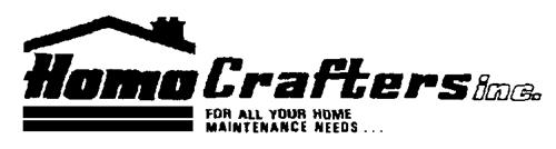 HOMECRAFTERS INC.,