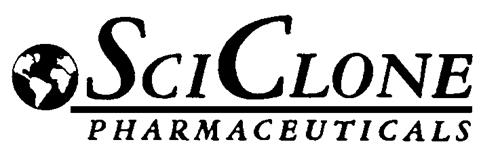 SciClone Pharmaceuticals, Inc.