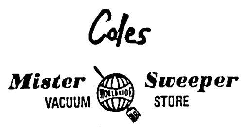 COLES APPLIANCES 1991 LTD.,
