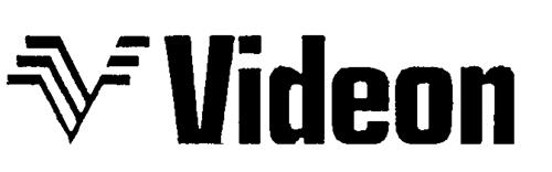 VIDEON CABLESYSTEMS INC.,