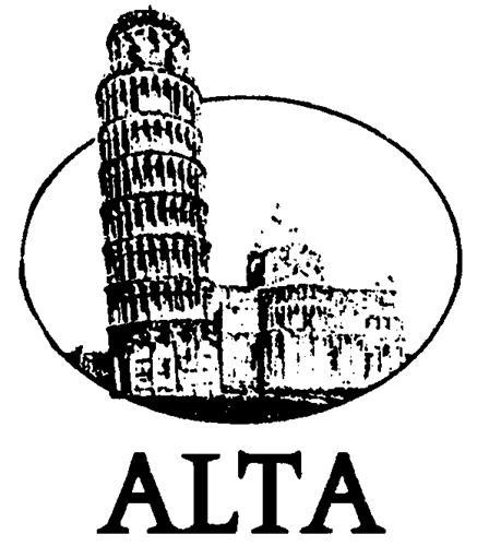 ALTA I.D. ENTERPRISES LTD.