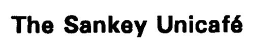 SANKEY VENDING LIMITED,