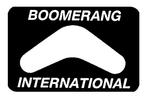 BOOMERANG INTERNATIONAL CORPOR