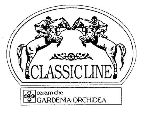 CERAMICHE GARDENIA ORCHIDEA S.