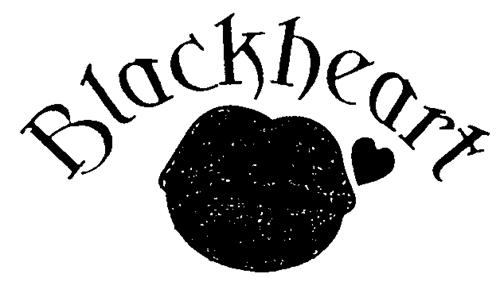 BLACKHEART CLOTHING CO.,