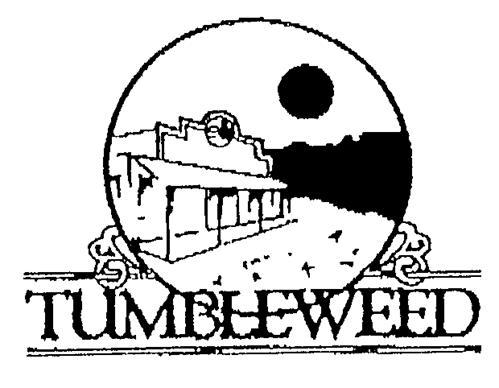 TUMBLEWEED, LLC,
