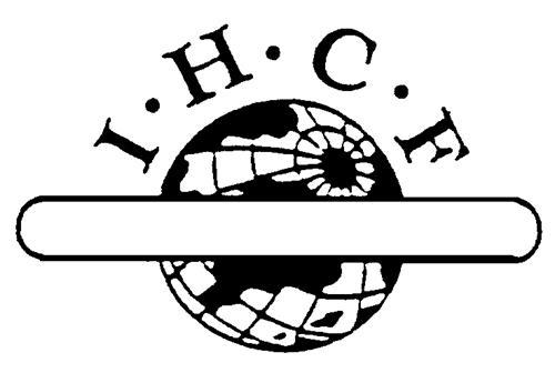 I.H.C.F. INTERNATIONAL HEALTH