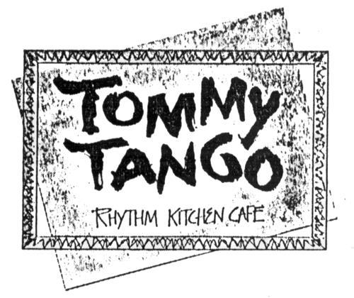 CAFE TOMMY TANGO INC.,