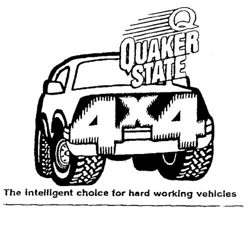 QUAKER STATE CORPORATION,