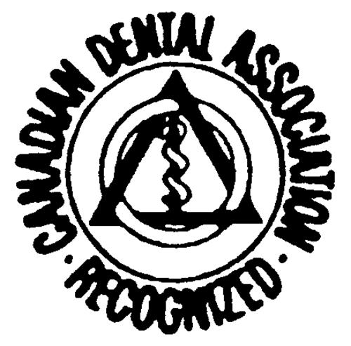 CANADIAN DENTAL ASSOCIATION -