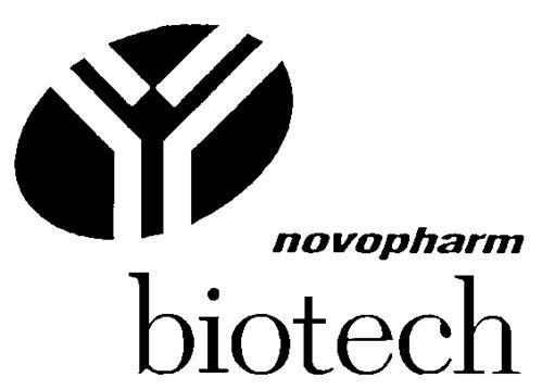 NOVOPHARM BIOTECH INC.,