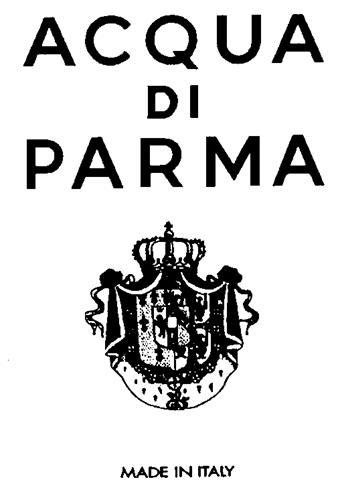 ACQUA DI PARMA S.R.L.,