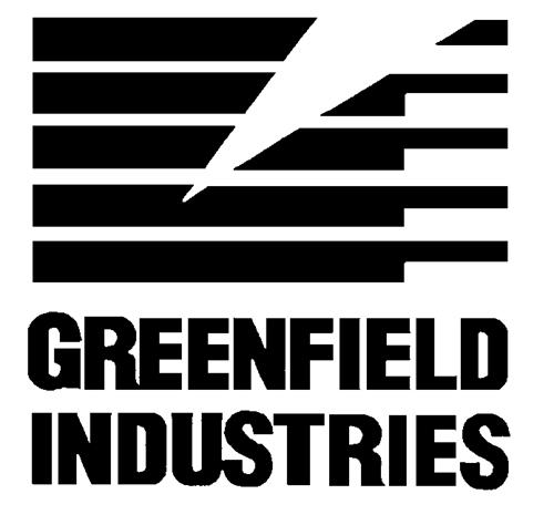 GREENFIELD INDUSTRIES, INC., a
