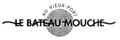 LE BATEAU-MOUCHE AU VIEUX-PORT