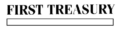 FIRST TREASURY CORPORATION,