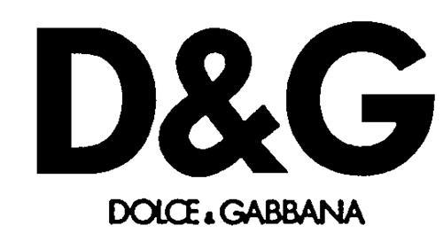 DOLCE & GABBANA TRADEMARKS S.R