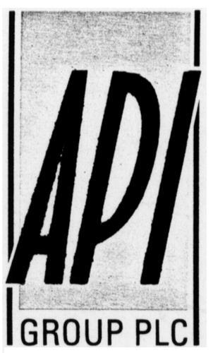 API GROUP PLC