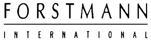 FORSTMANN & COMPANY, INC.