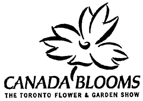 THE CANADA BLOOMS HORTICULTURA