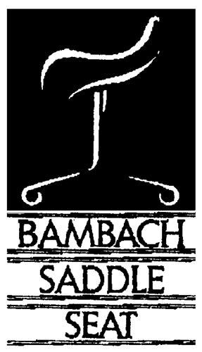 THE BAMBACH SADDLE SEAT PTY LI