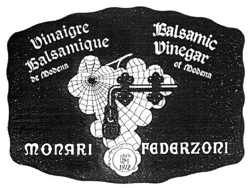 MONARI FEDERZONI S.P.A.