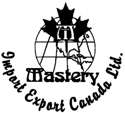 MASTERY IMPORT EXPORT CANADA L