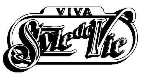 VIVA LIFE STYLE INC./VIVA STYL
