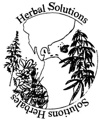 SOLUTIONS HERBALES/HERBAL SOLU