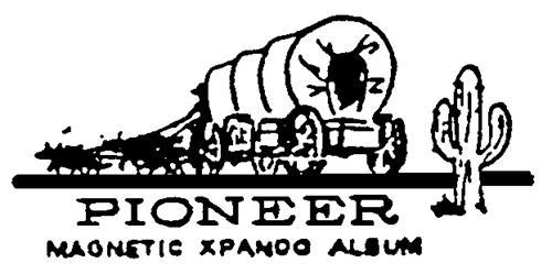 PIONEER PHOTO ALBUMS, INC. A C
