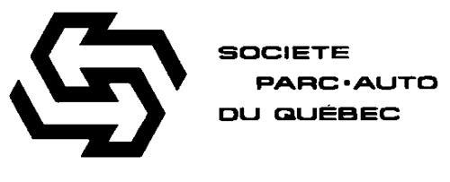 SOCIETE PARC-AUTO DU QUEBEC