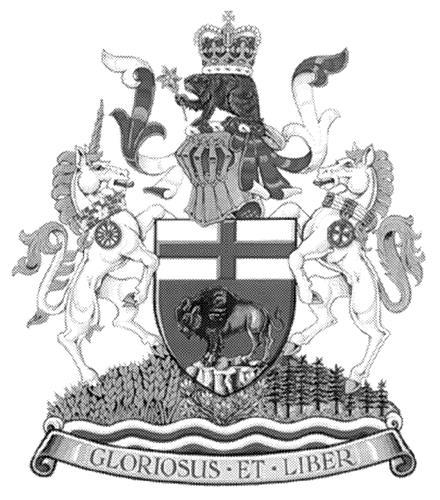 GOVERNMENT OF MANITOBA