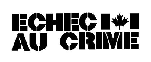 ONTARIO CRIME STOPPERS ADVISOR
