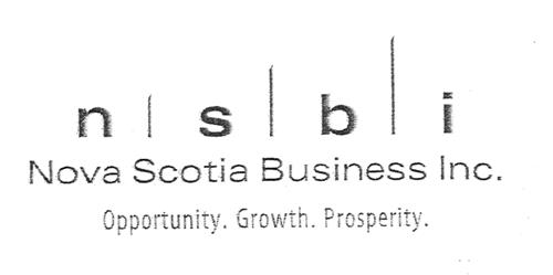 Nova Scotia Business Incorpora