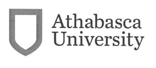 Athabasca University, a post-s